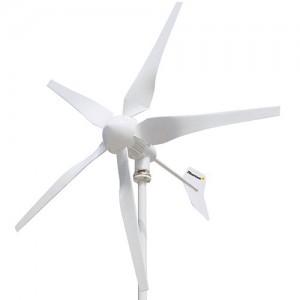 Eoliennes Stormy Wings HY-400 (12Vdc, 24Vdc & 48Vdc - 400W), HY-600 (24Vdc & 48Vdc - 600W) & HY-1000 (24Vdc, 48Vdc & 110Vdc - 1000W)