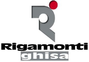 Logo Rigamonti Ghisa -roues à aubes - water wheel